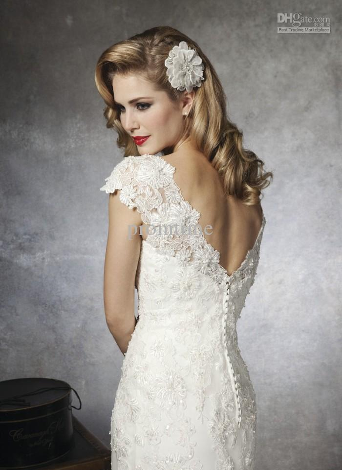 2013-high-fashion-ivory-beaded-lace-open